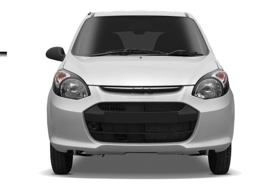 Alto 800 TY1 Front 2013-16