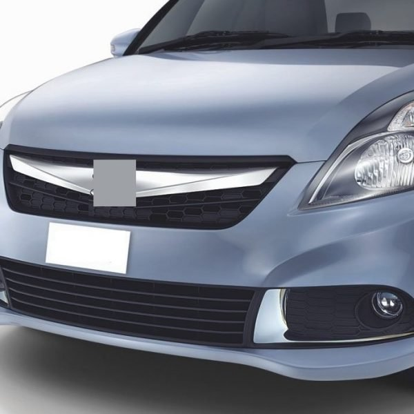 Dzire TY3 Front Bumper 2015-17