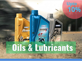 Buy Oils & Lubricants Online