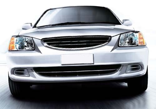 Hyundai Accent Front Bumper