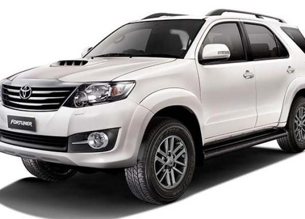 Buy Spare parts for Toyota Fortuner Online