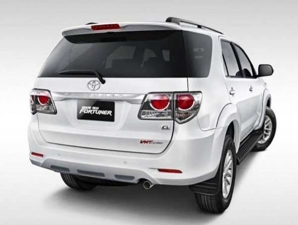 Buy Fortuner spare parts Online