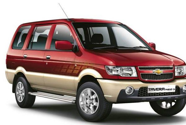 Buy Chevrolet Tavera Spare Parts