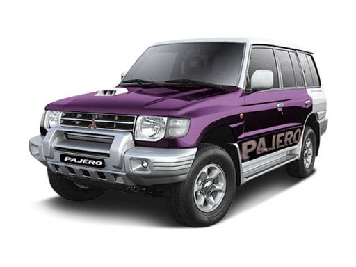 Buy Mitsubishi Pajero SFX PARTS